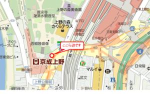 上野開催場所2
